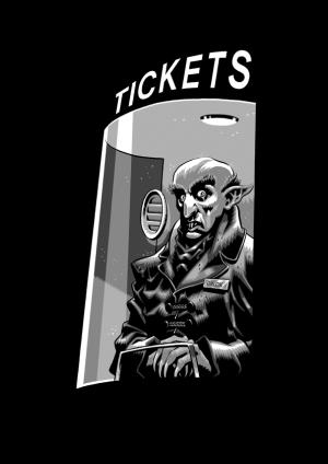 Nosferatu av Mads Eriksen