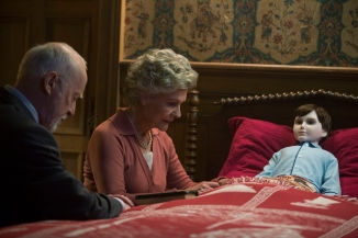 (L-R) JIM NORTON and DIANA HARDCASTLE star in THE BOY